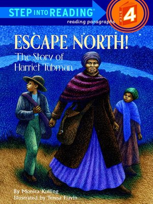 cover image of Escape North! the Story of Harriet Tubman
