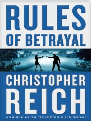 cover image of Rules of Betrayal