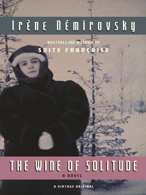 cover image of The Wine of Solitude