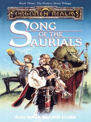 cover image of Song of the Saurials