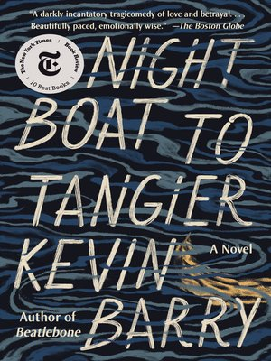 cover image of Night Boat to Tangier