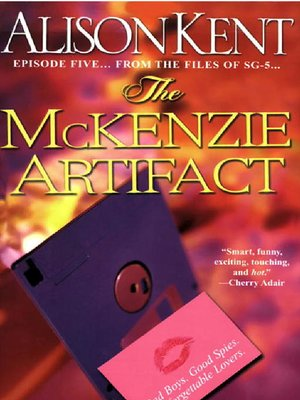 cover image of The Mckenzie Artifact