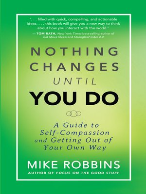 cover image of Nothing Changes Until You Do