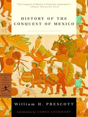 cover image of History of the Conquest of Mexico