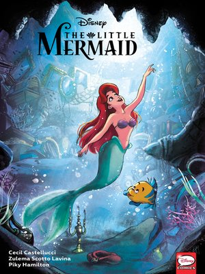 cover image of Disney The Little Mermaid