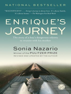 cover image of Enrique's Journey