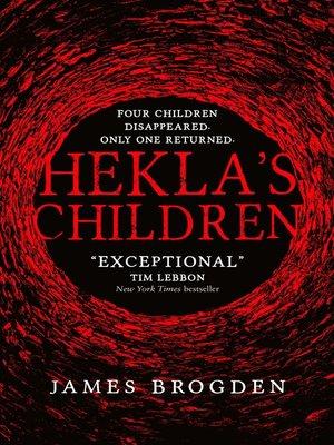 cover image of Hekla's Children
