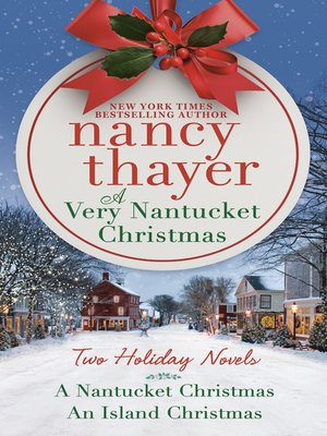 cover image of A Very Nantucket Christmas