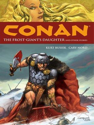 cover image of Conan, Volume 1