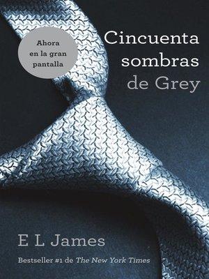 cover image of Cincuenta sombras de grey