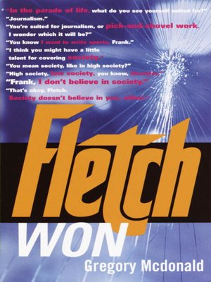 cover image of Fletch Won