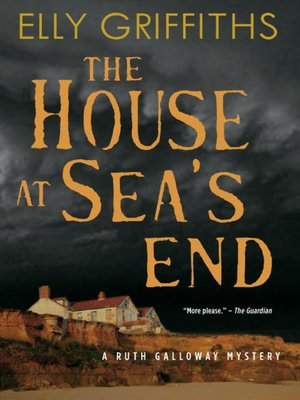cover image of The House at Sea's End