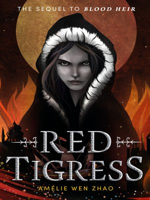 cover image of Red Tigress