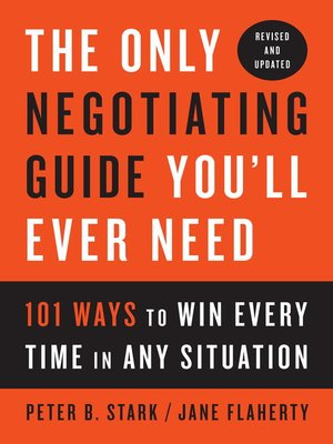 cover image of The Only Negotiating Guide You'll Ever Need, Revised and Updated