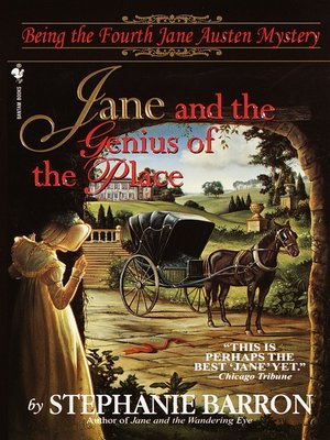 cover image of Jane and the Genius of the Place