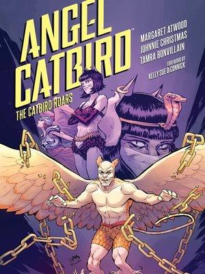 cover image of Angel Catbird Volume 3