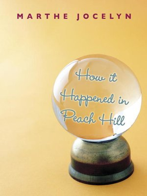 cover image of How It Happened in Peach Hill