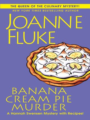 cover image of Banana Cream Pie Murder