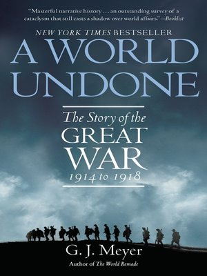 cover image of A World Undone