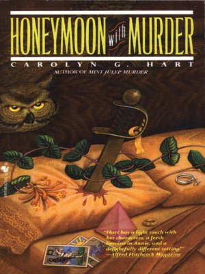 cover image of Honeymoon with Murder