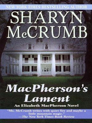 cover image of MacPherson's Lament