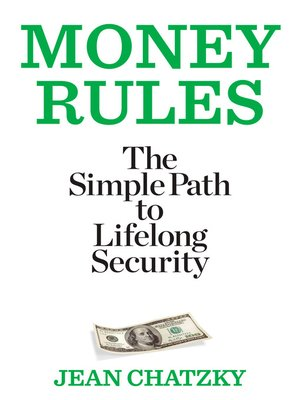 cover image of Money Rules