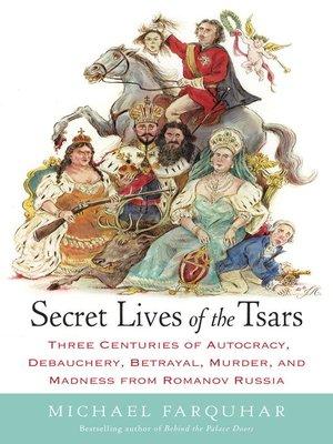 cover image of Secret Lives of the Tsars