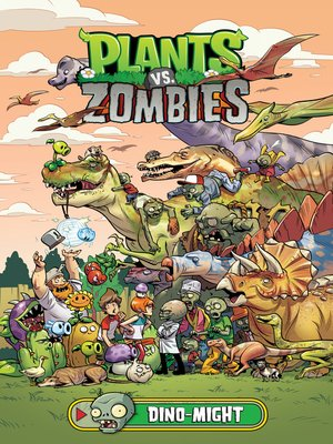 cover image of Plants vs. Zombies (2013), Volume 12