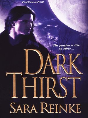cover image of Dark Thirst