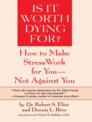 cover image of Is It Worth Dying For?