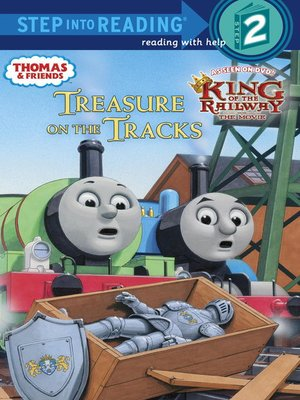 cover image of Treasure on the Tracks (Thomas & Friends)