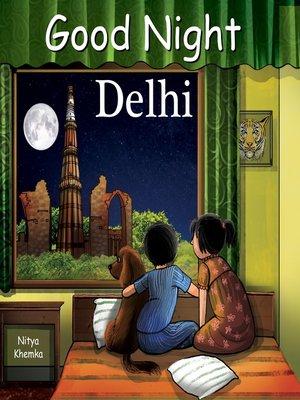 cover image of Good Night Delhi
