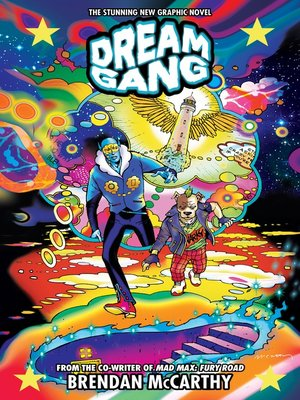cover image of Dream Gang