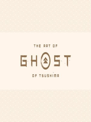 cover image of The Art of Ghost of Tsushima