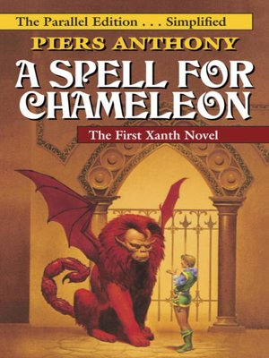 cover image of A Spell for Chameleon