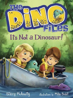 cover image of It's Not a Dinosaur!