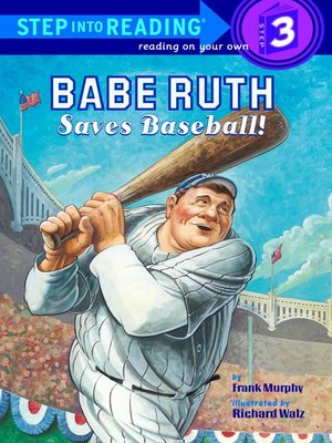 cover image of Babe Ruth Saves Baseball!