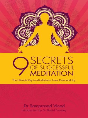 cover image of 9 Secrets of Successful Meditation