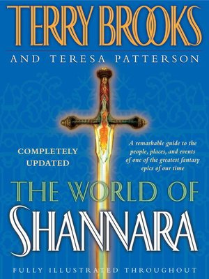 cover image of The World of Shannara