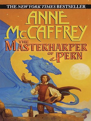 cover image of Masterharper of Pern