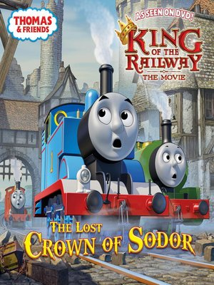 cover image of The Lost Crown of Sodor