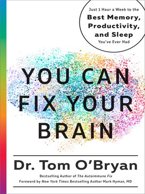 cover image of You Can Fix Your Brain