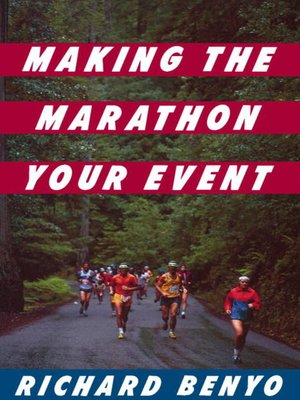 cover image of Making the Marathon Your Event