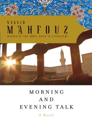 cover image of Morning and Evening Talk