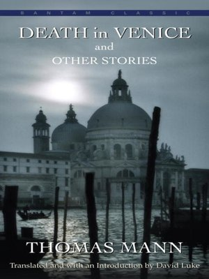 cover image of Death in Venice & Other Stories