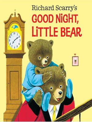 cover image of Good Night, Little Bear