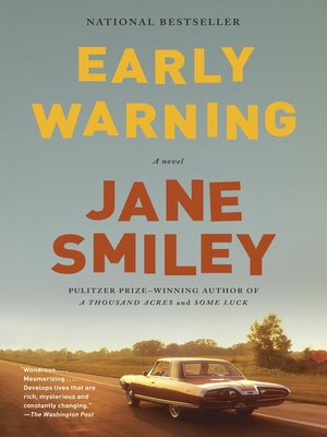 cover image of Early Warning
