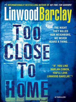 cover image of Too Close to Home