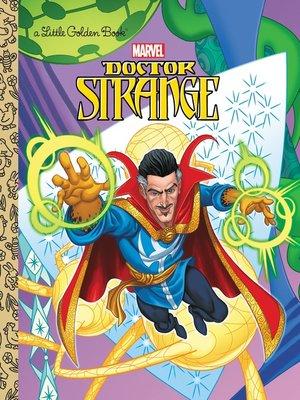 cover image of Doctor Strange Little Golden Book