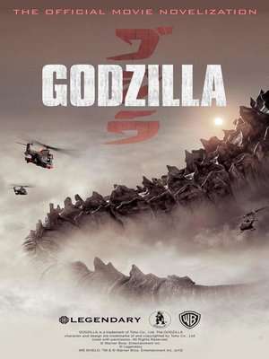 cover image of Godzilla--The Official Movie Novelization